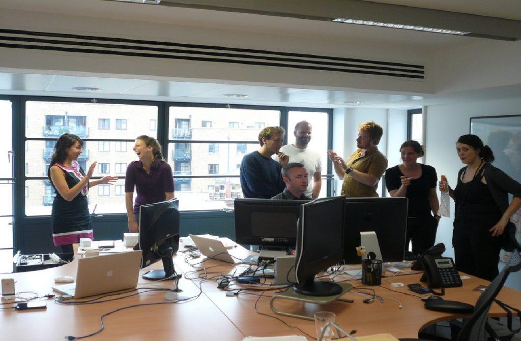 Future Work Environment